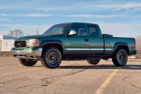 1999 GMC Sierra 1500 for sale at Island Auto Off-Road & Sport in Grand Island NE