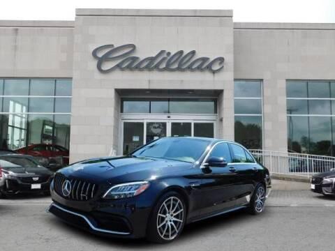 2019 Mercedes-Benz C-Class for sale at Radley Cadillac in Fredericksburg VA