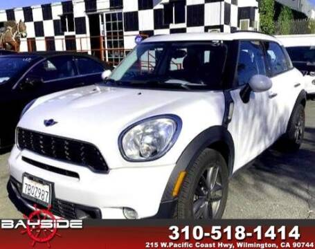 2012 MINI Cooper Countryman for sale at BaySide Auto in Wilmington CA