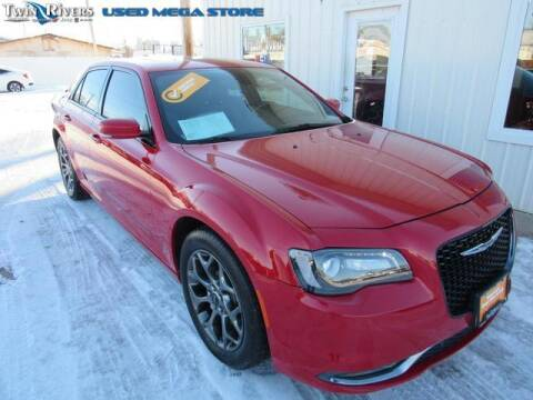 2016 Chrysler 300 for sale at TWIN RIVERS CHRYSLER JEEP DODGE RAM in Beatrice NE