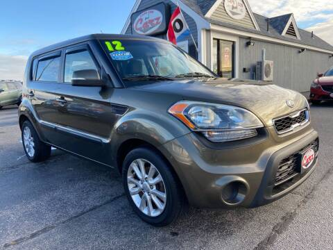 2012 Kia Soul for sale at Cape Cod Carz in Hyannis MA