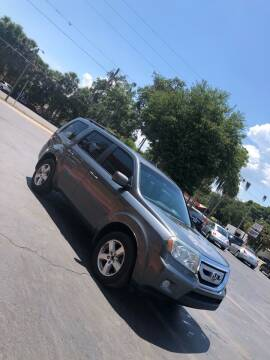 2011 Honda Pilot for sale at BSS AUTO SALES INC in Eustis FL
