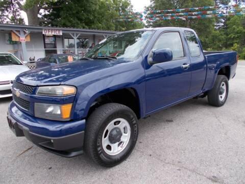 2010 Chevrolet Colorado for sale at Culpepper Auto Sales in Cullman AL