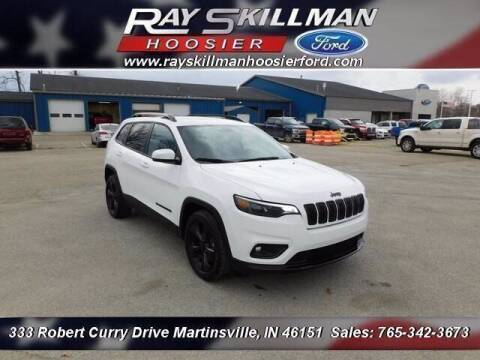 2019 Jeep Cherokee for sale at Ray Skillman Hoosier Ford in Martinsville IN