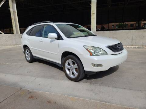 2006 Lexus RX 330 for sale at NEW UNION FLEET SERVICES LLC in Goodyear AZ