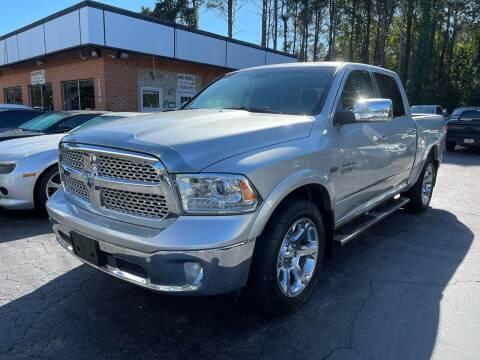 2018 RAM Ram Pickup 1500 for sale at Magic Motors Inc. in Snellville GA