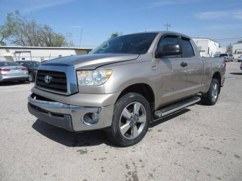 2008 Toyota Tundra for sale at Grays Used Cars in Oklahoma City OK