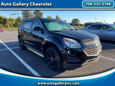 2017 Chevrolet Equinox for sale at Auto Gallery Chevrolet in Commerce GA