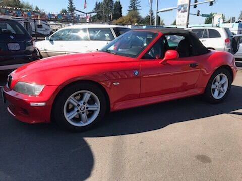 2000 BMW Z3 for sale at Chuck Wise Motors in Portland OR