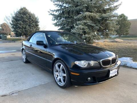 2005 BMW 3 Series for sale at Blue Star Auto Group in Frederick CO
