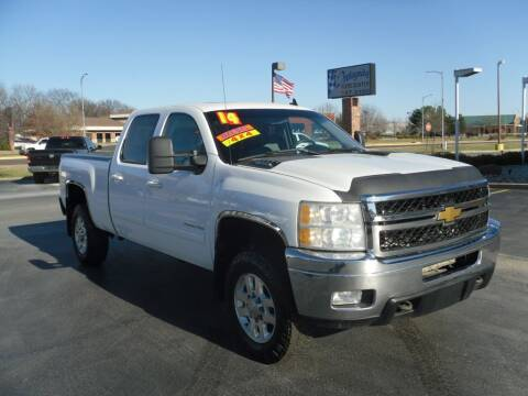 2014 Chevrolet Silverado 2500HD for sale at Integrity Auto Center in Paola KS