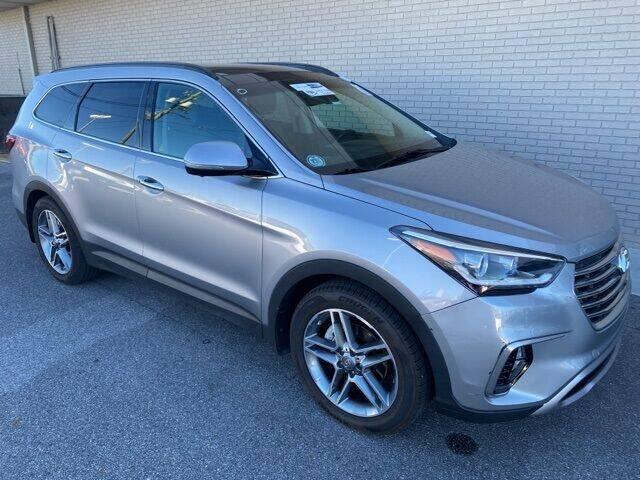 2017 Hyundai Santa Fe for sale at Allen Turner Hyundai in Pensacola FL