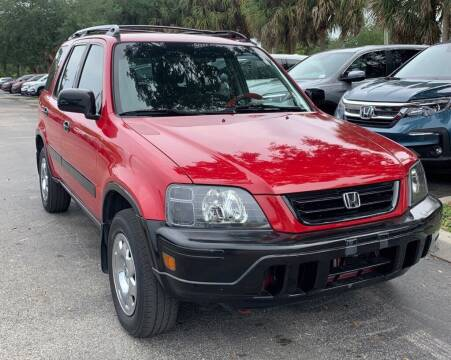 2001 Honda CR-V for sale at Cobalt Cars in Atlanta GA