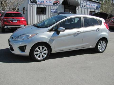 2013 Ford Fiesta for sale at Pure 1 Auto in New Bern NC