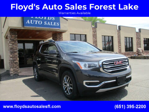 2017 GMC Acadia for sale at Floyd's Auto Sales Forest Lake in Forest Lake MN