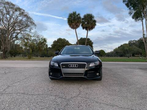 2010 Audi A4 for sale at FLORIDA MIDO MOTORS INC in Tampa FL