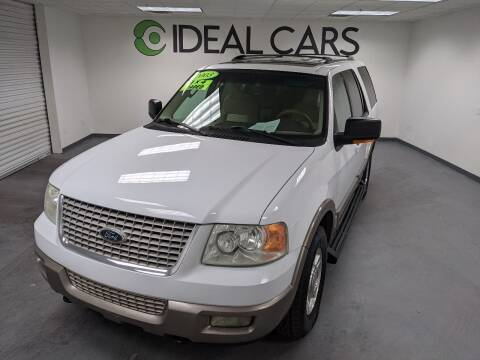 2003 Ford Expedition for sale at Ideal Cars Apache Junction in Apache Junction AZ