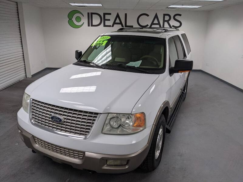 2003 Ford Expedition for sale at Ideal Cars in Mesa AZ