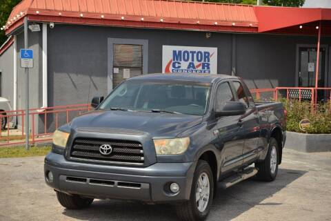 2007 Toyota Tundra for sale at Motor Car Concepts II - Kirkman Location in Orlando FL