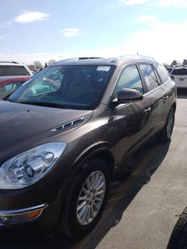 2010 Buick Enclave for sale at WB Auto Sales LLC in Barnum MN