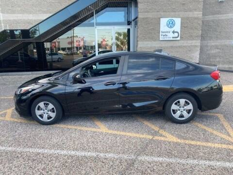 2017 Chevrolet Cruze for sale at Camelback Volkswagen Subaru in Phoenix AZ
