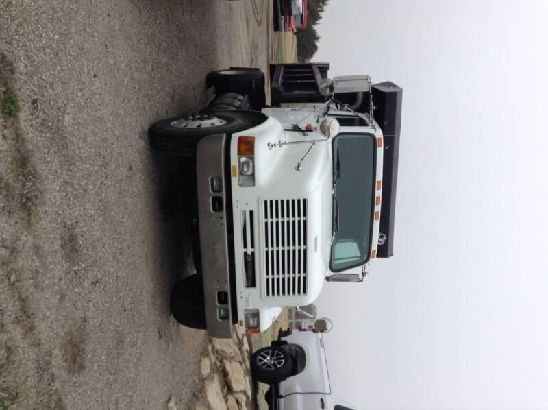 1999 International 8100 for sale at Melton Chevrolet in Belleville KS