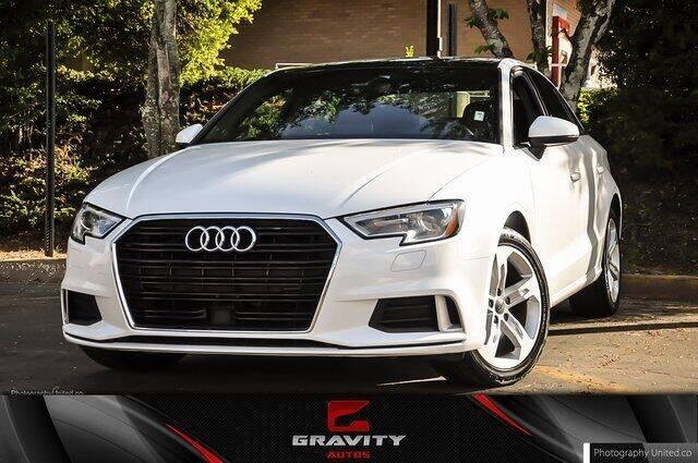 2018 Audi A3 for sale at Gravity Autos Atlanta in Atlanta GA