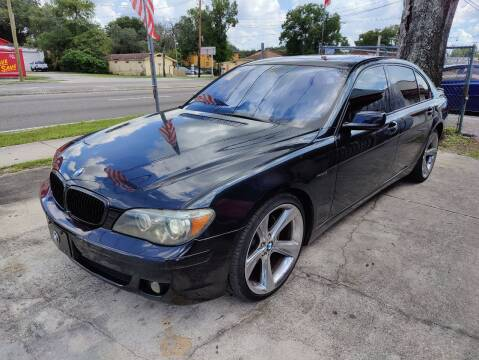2007 BMW 7 Series for sale at Advance Import in Tampa FL