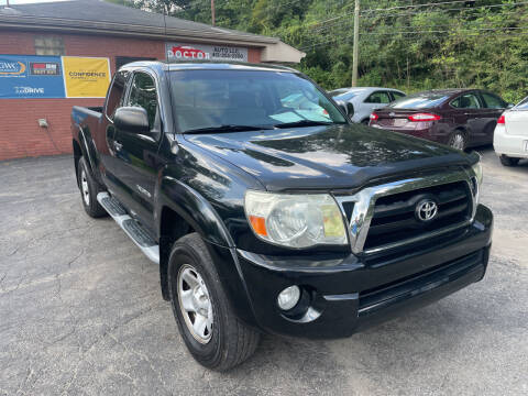 2008 Toyota Tacoma for sale at Doctor Auto in Cecil PA