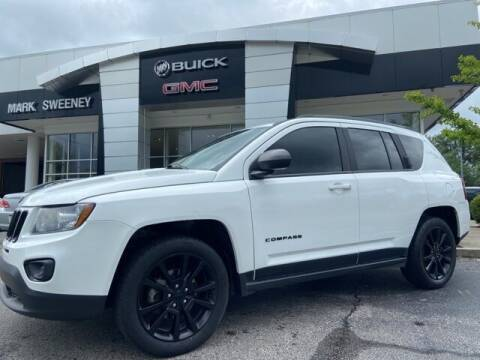 2014 Jeep Compass for sale at Mark Sweeney Buick GMC in Cincinnati OH
