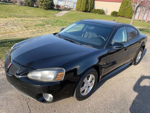 2008 Pontiac Grand Prix for sale at Luxury Cars Xchange in Lockport IL