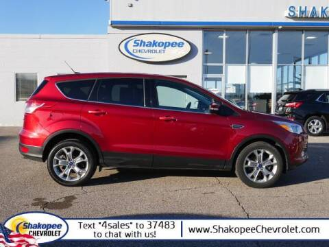 2013 Ford Escape for sale at SHAKOPEE CHEVROLET in Shakopee MN