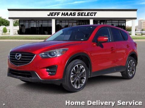 2016 Mazda CX-5 for sale at JEFF HAAS MAZDA in Houston TX