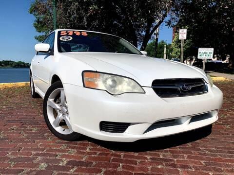 2006 Subaru Legacy for sale at PUTNAM AUTO SALES INC in Marietta OH