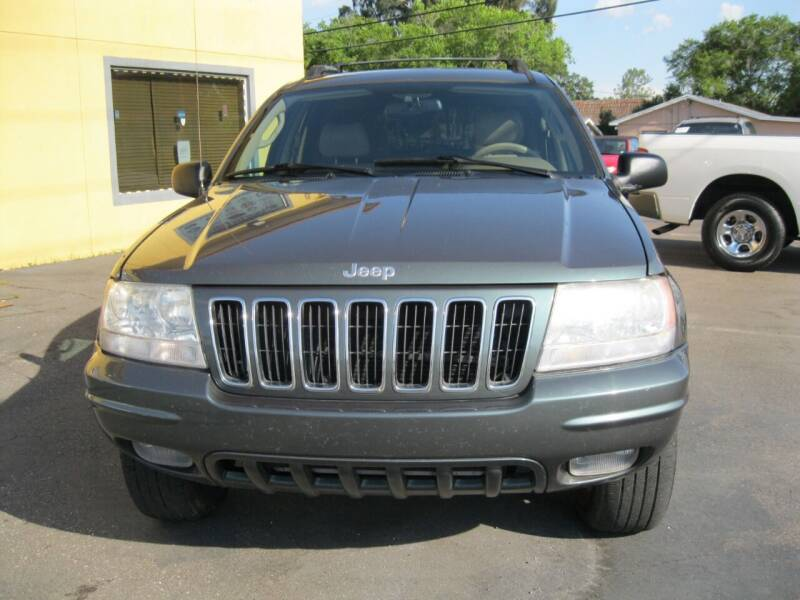 2003 Jeep Grand Cherokee for sale at PARK AUTOPLAZA in Pinellas Park FL