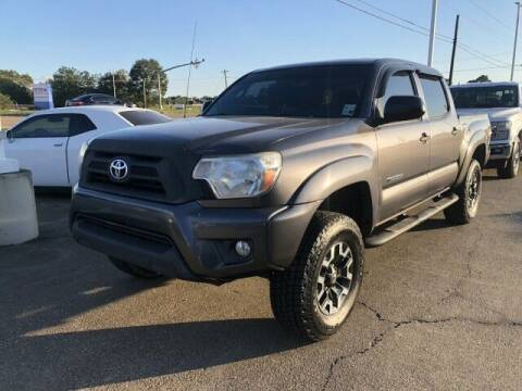 2013 Toyota Tacoma for sale at Rabeaux's Auto Sales in Lafayette LA