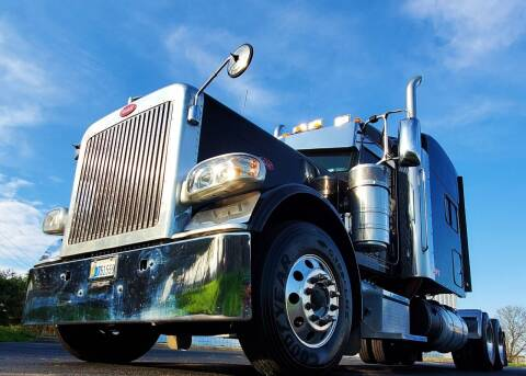 2012 Peterbilt 389 for sale at A F SALES & SERVICE in Indianapolis IN