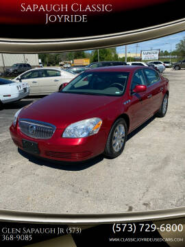2008 Buick Lucerne for sale at Sapaugh Classic Joyride in Salem MO