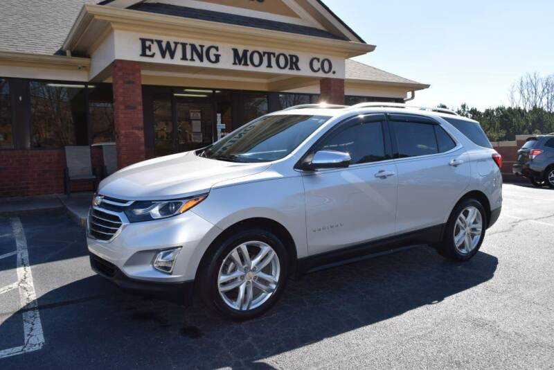 2018 Chevrolet Equinox for sale at Ewing Motor Company in Buford GA