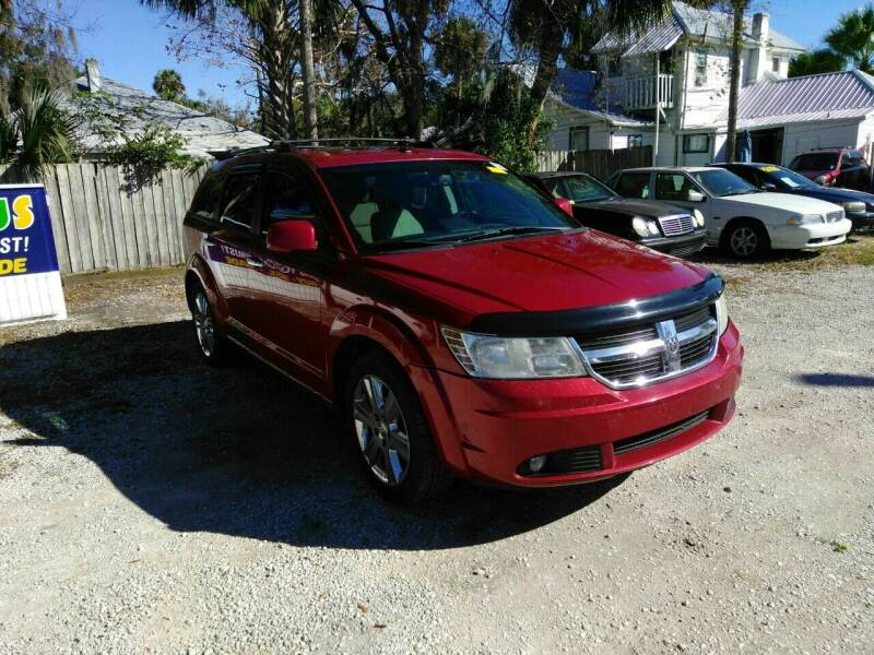 2010 Dodge Journey for sale at D & D Detail Experts / Cars R Us in New Smyrna Beach FL