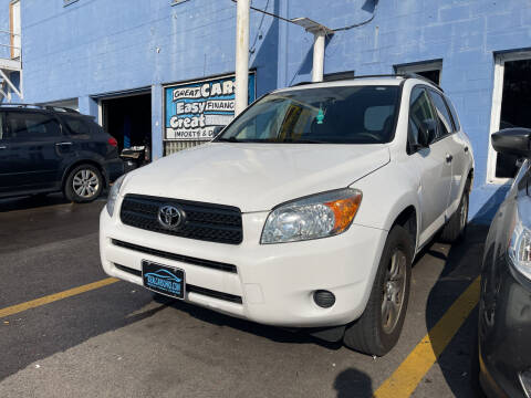 2007 Toyota RAV4 for sale at Ideal Cars in Hamilton OH