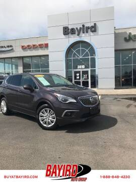 2018 Buick Envision for sale at Bayird Truck Center in Paragould AR