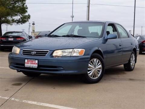 2000 Toyota Camry for sale at Bryans Car Corner in Chickasha OK