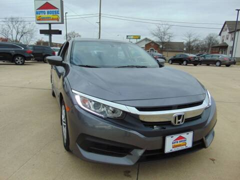 2018 Honda Civic for sale at Auto House Superstore in Terre Haute IN