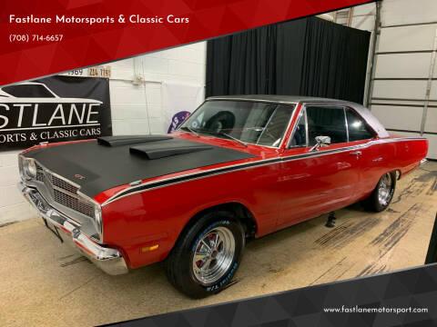 1969 Dodge Dart for sale at Fastlane Motorsports & Classic Cars in Addison IL