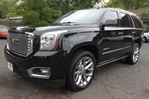 2015 GMC Yukon for sale at AA Discount Auto Sales in Bergenfield NJ