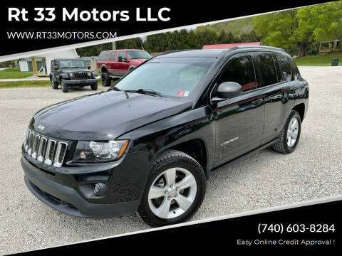 2017 Jeep Compass for sale at Rt 33 Motors LLC in Rockbridge OH