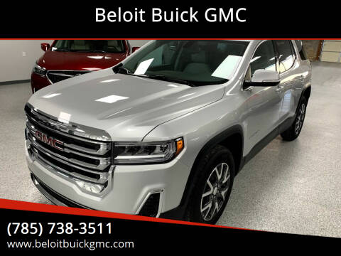 2020 GMC Acadia for sale at Beloit Buick GMC in Beloit KS