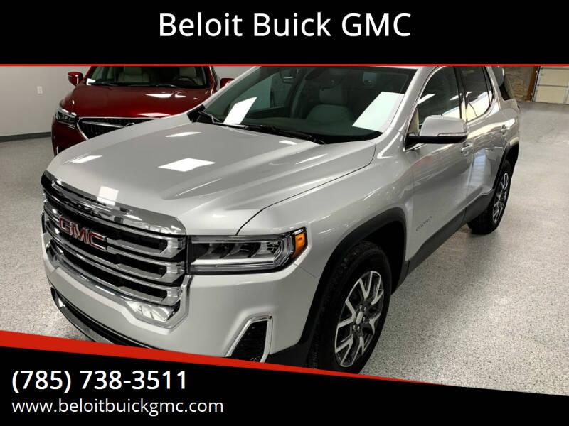 2020 GMC Acadia for sale at Beloit Buick GMC in Beloit KS