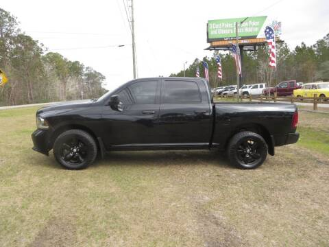 2014 RAM Ram Pickup 1500 for sale at Ward's Motorsports in Pensacola FL